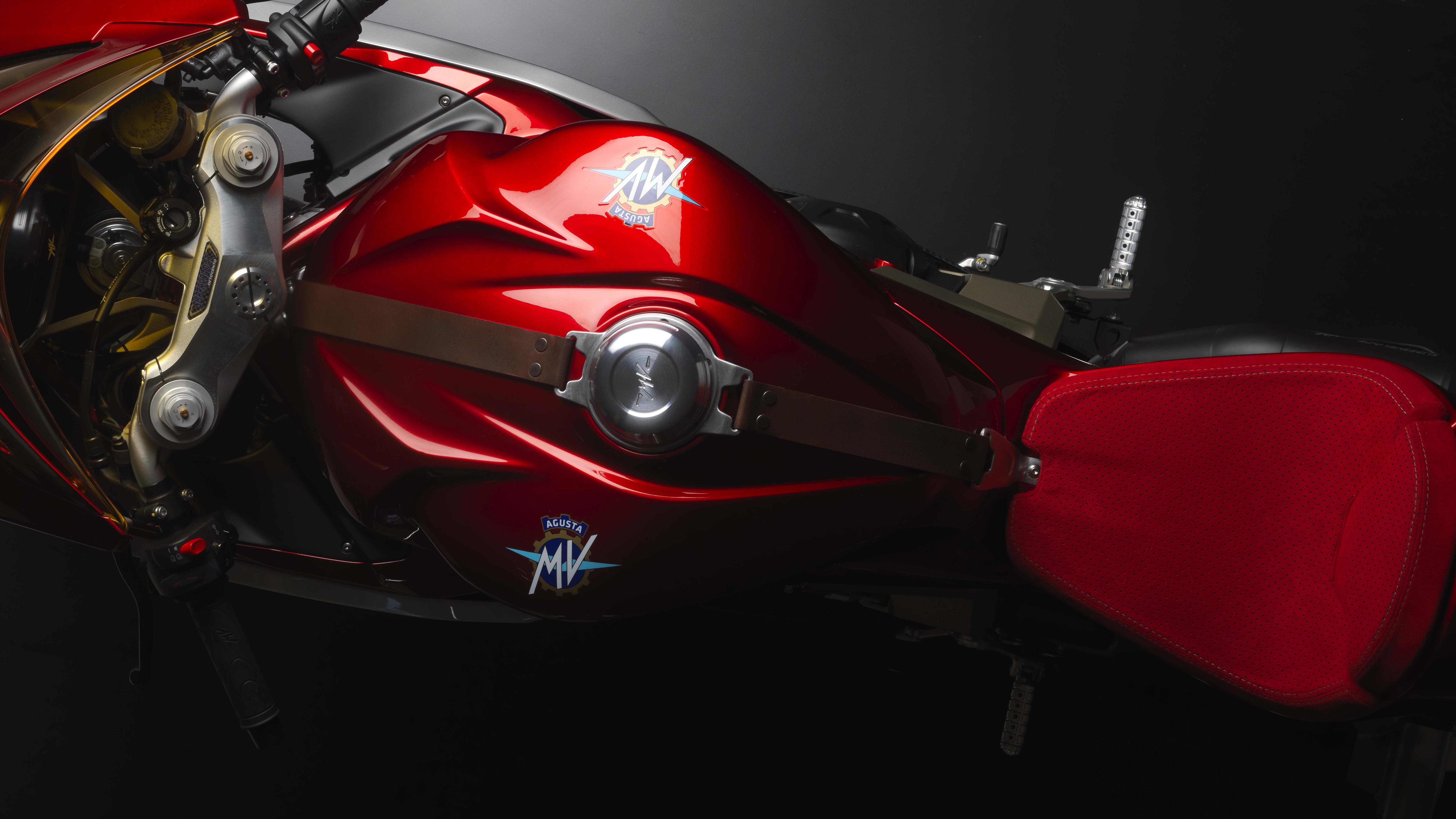 Концепция MV agusta superveloce 800 обои скачать
