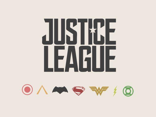 Лига справедливости минимальный 8к.