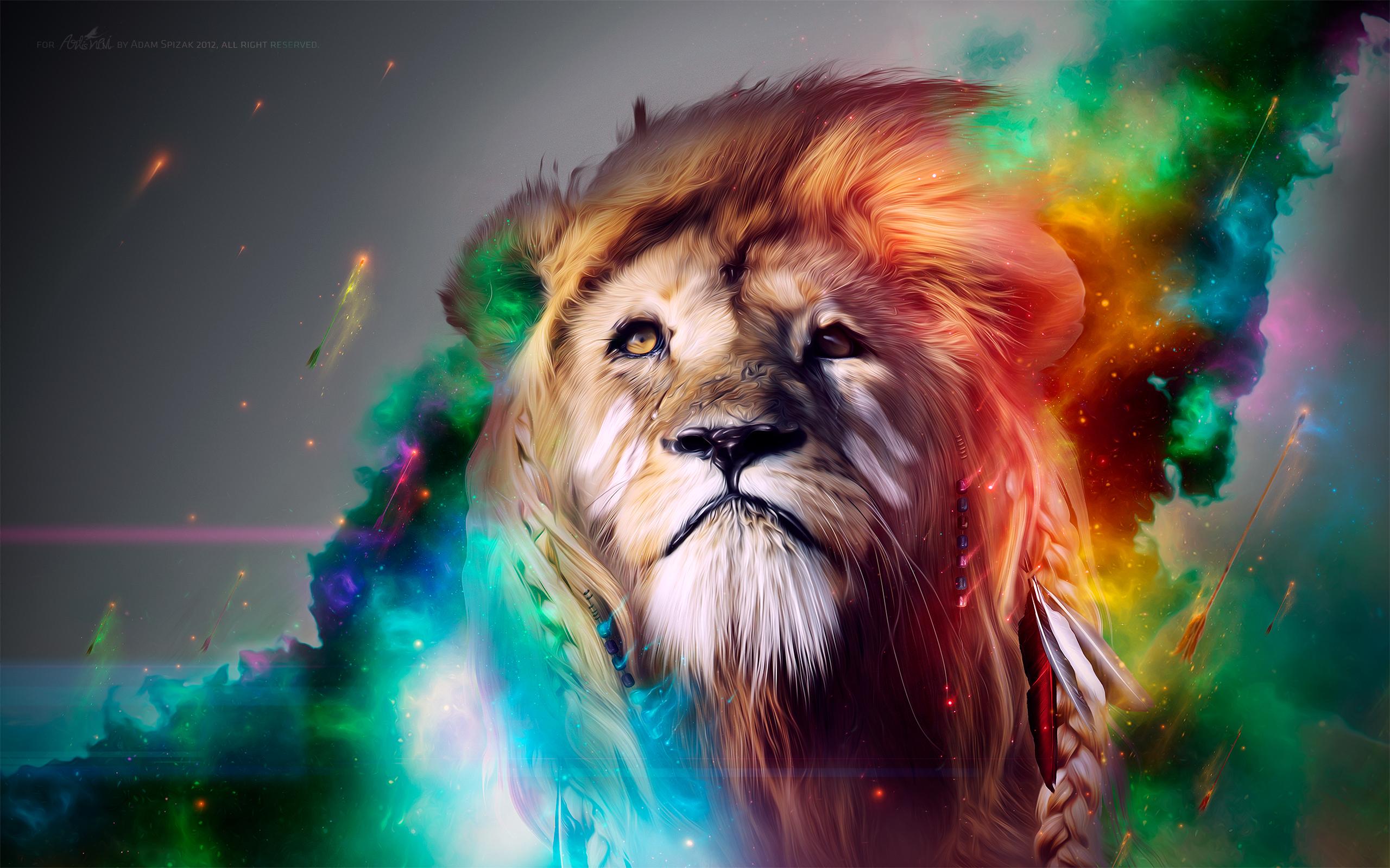 Лев цги художественное произведение. обои скачать