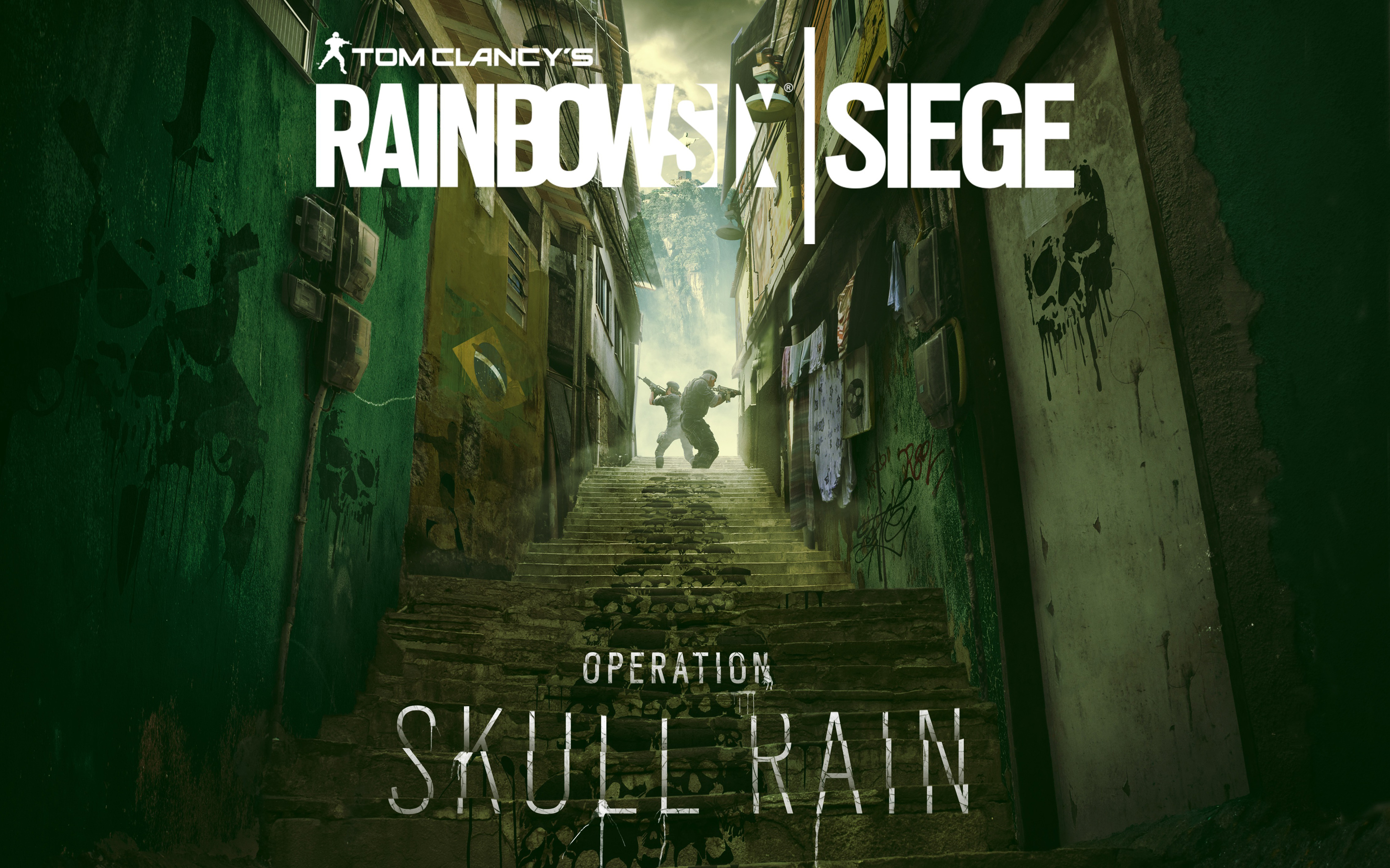 Rainbow Six Siege Operation Skull Rain обои скачать