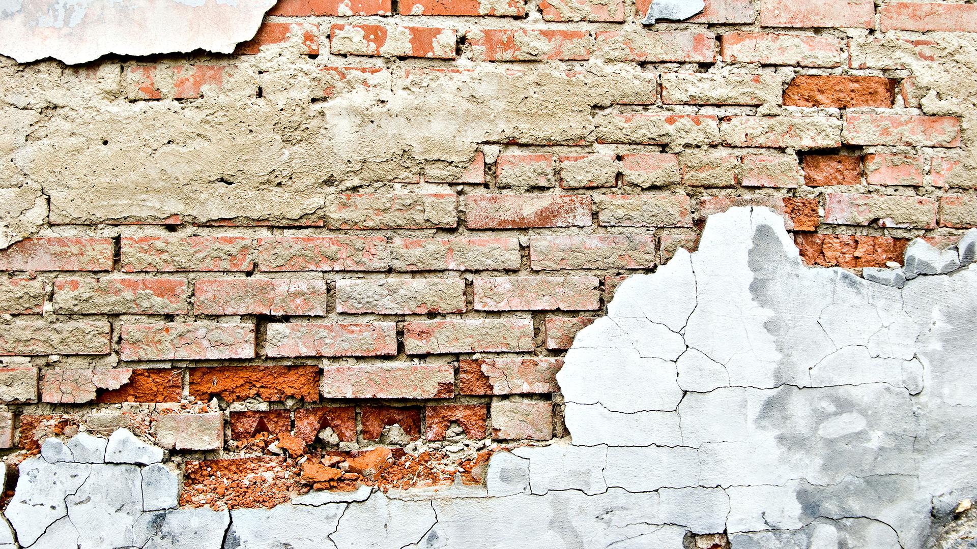 Каменная стена обои скачать