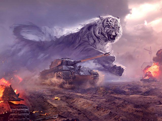 Фан-арт world of tanks