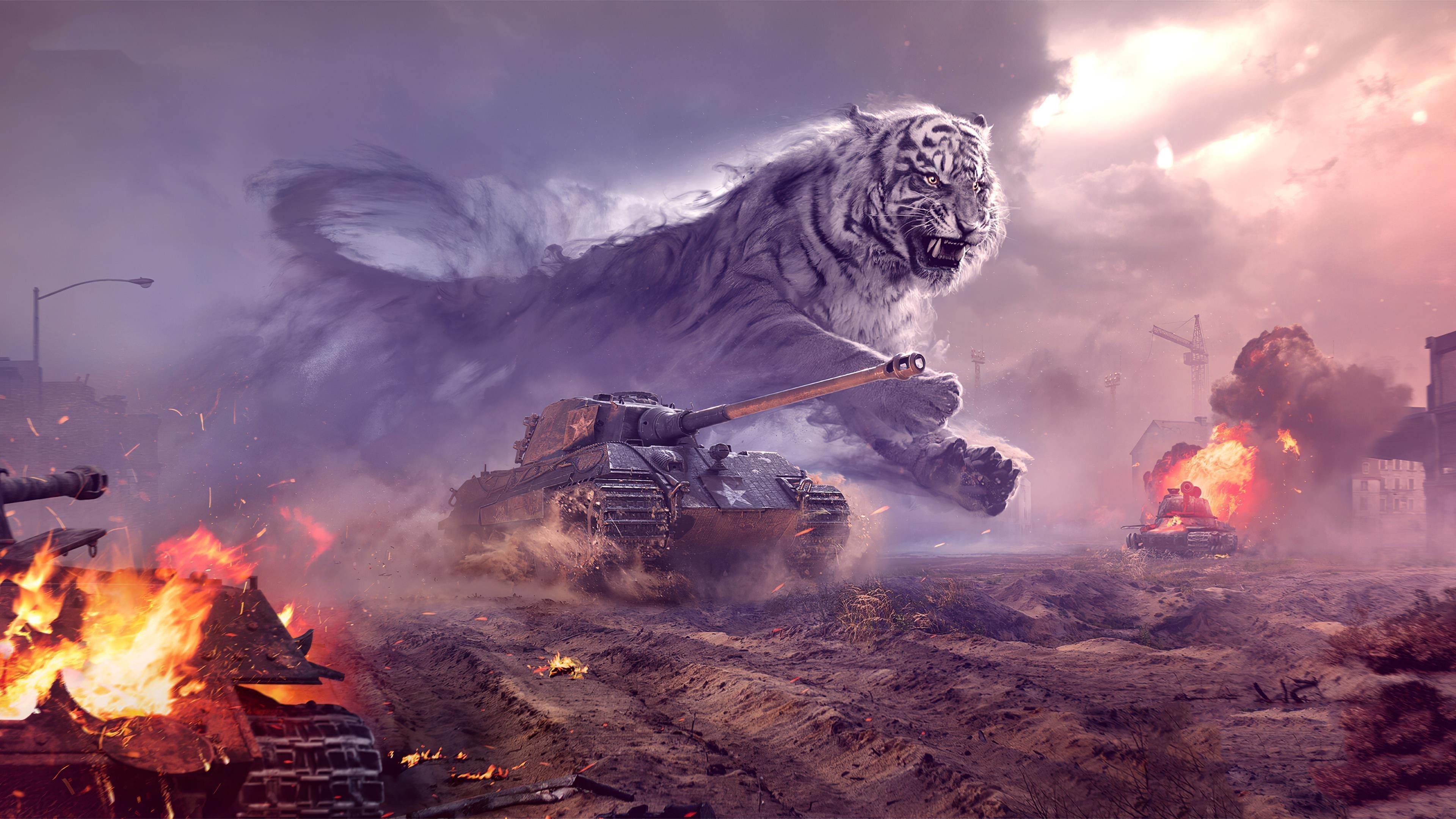Фан-арт world of tanks обои скачать