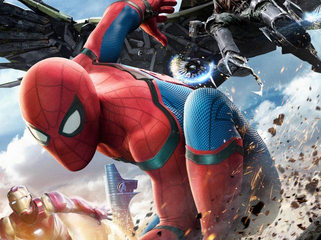 Человек паук возвращение в HD.