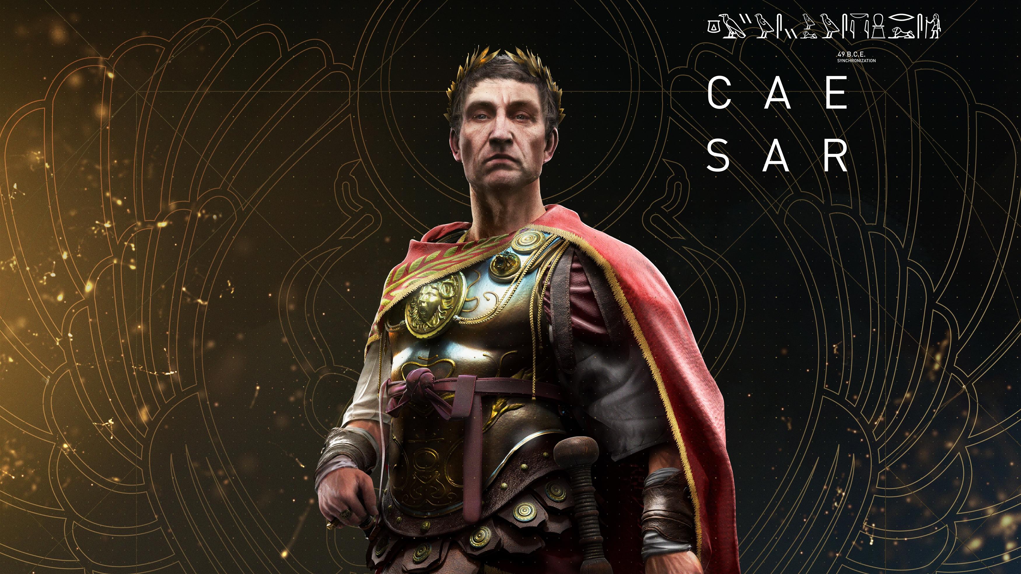Убийцы вероисповедания происхождения Цезаря обои скачать