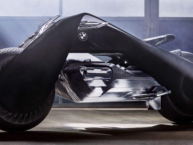 БМВ моторрад видение ближайшие 100 будущих велосипед.