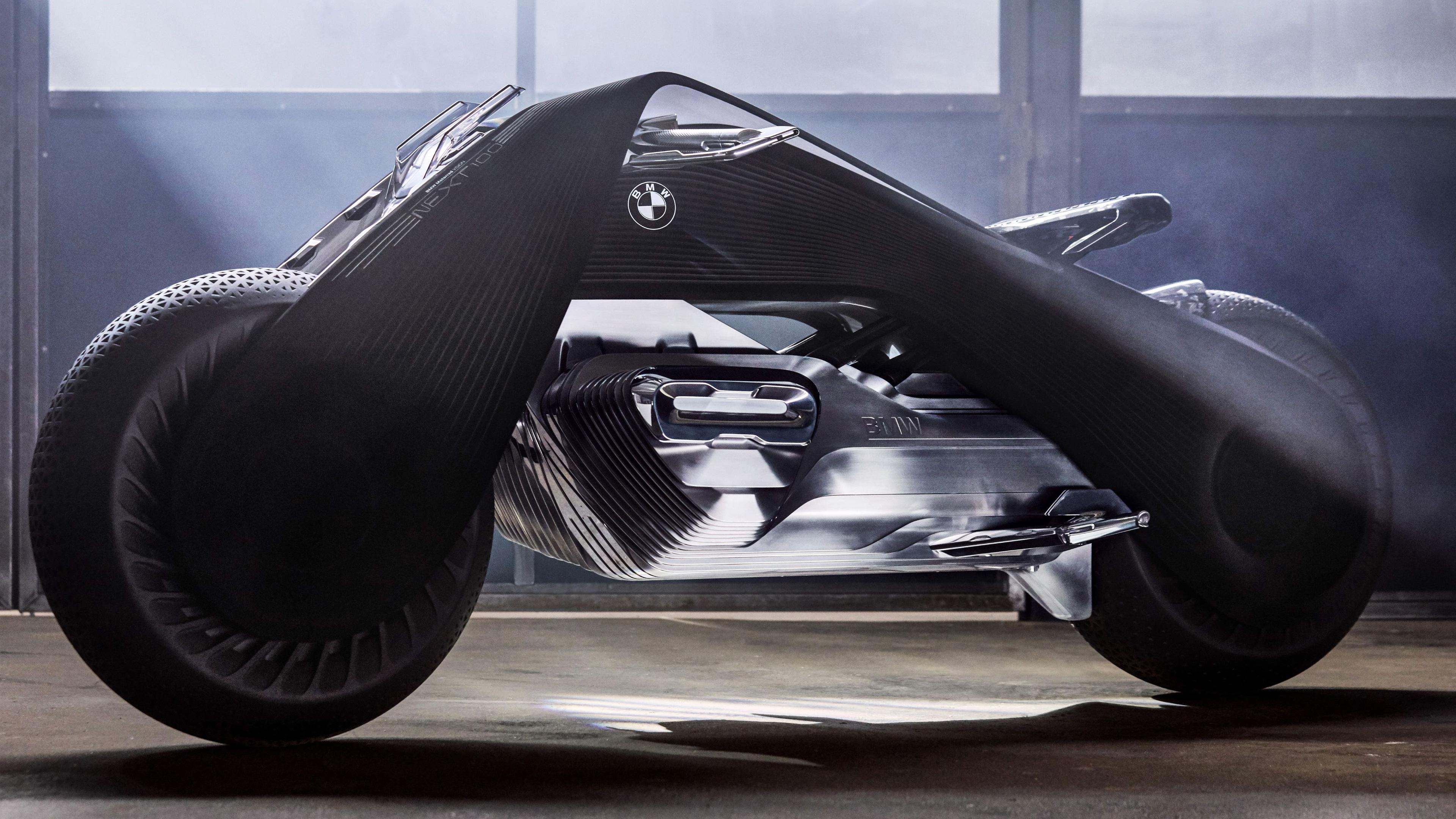 БМВ моторрад видение ближайшие 100 будущих велосипед. обои скачать