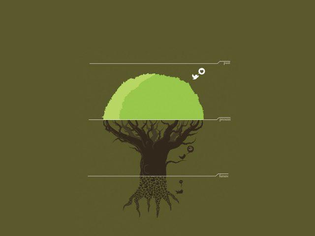 Эволюция дерева