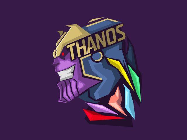 Танос минимальное художественное произведение