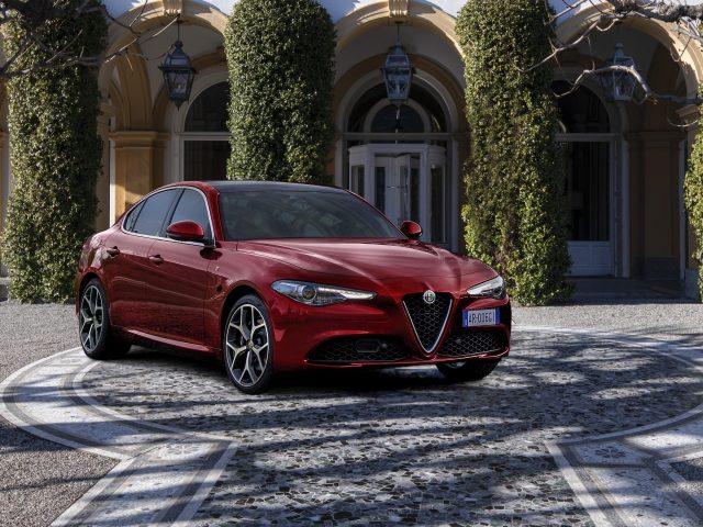 Alfa romeo giulia ti 6c вилла десте 2021 автомобилей