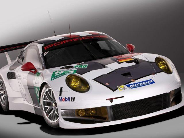 Porsche 911 rsr гоночный автомобиль автомобили