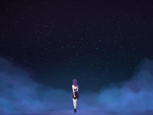 Мечта одинокой девушки