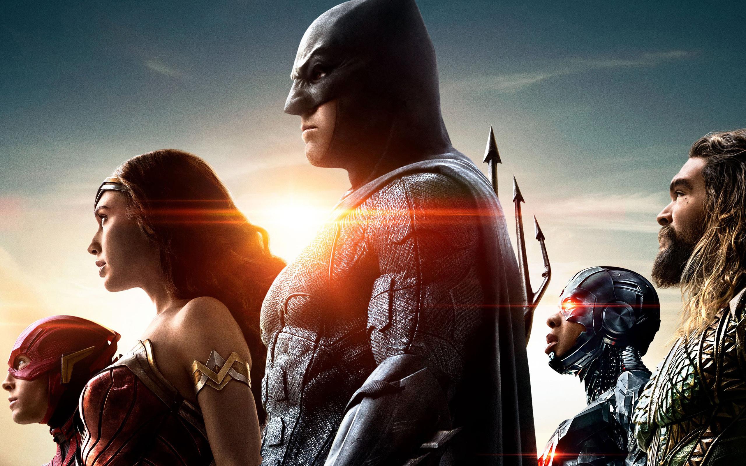 Justice league. обои скачать