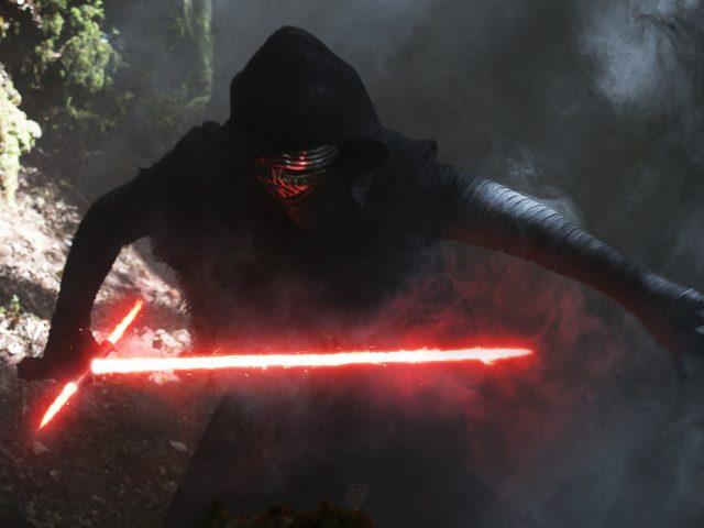 Кайло-kylo РЕН Звездные войны пробуждение силы