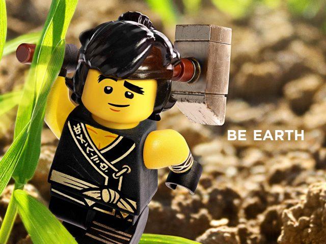 Коул земля Лего ниндзяго