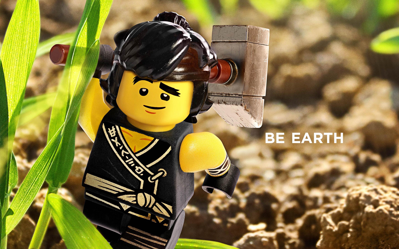 Коул земля Лего ниндзяго обои скачать