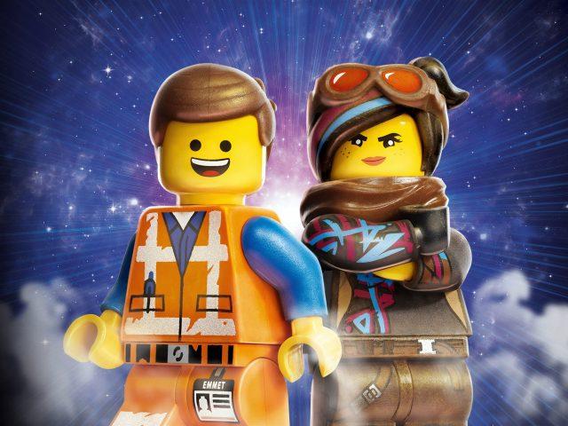 Lego 2 Вторая часть