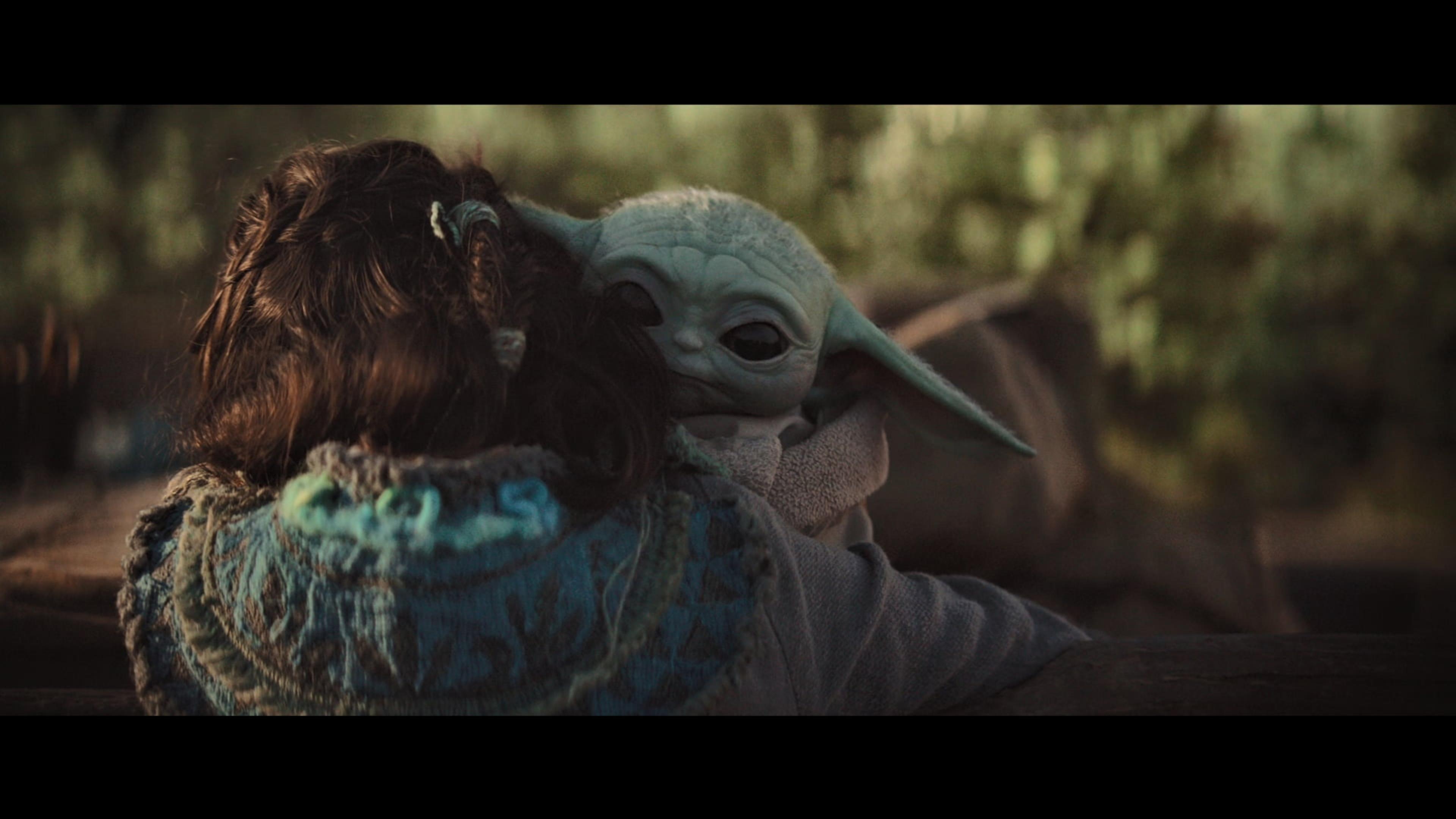 Звездные войны йода ребенка цифровое искусство обои скачать