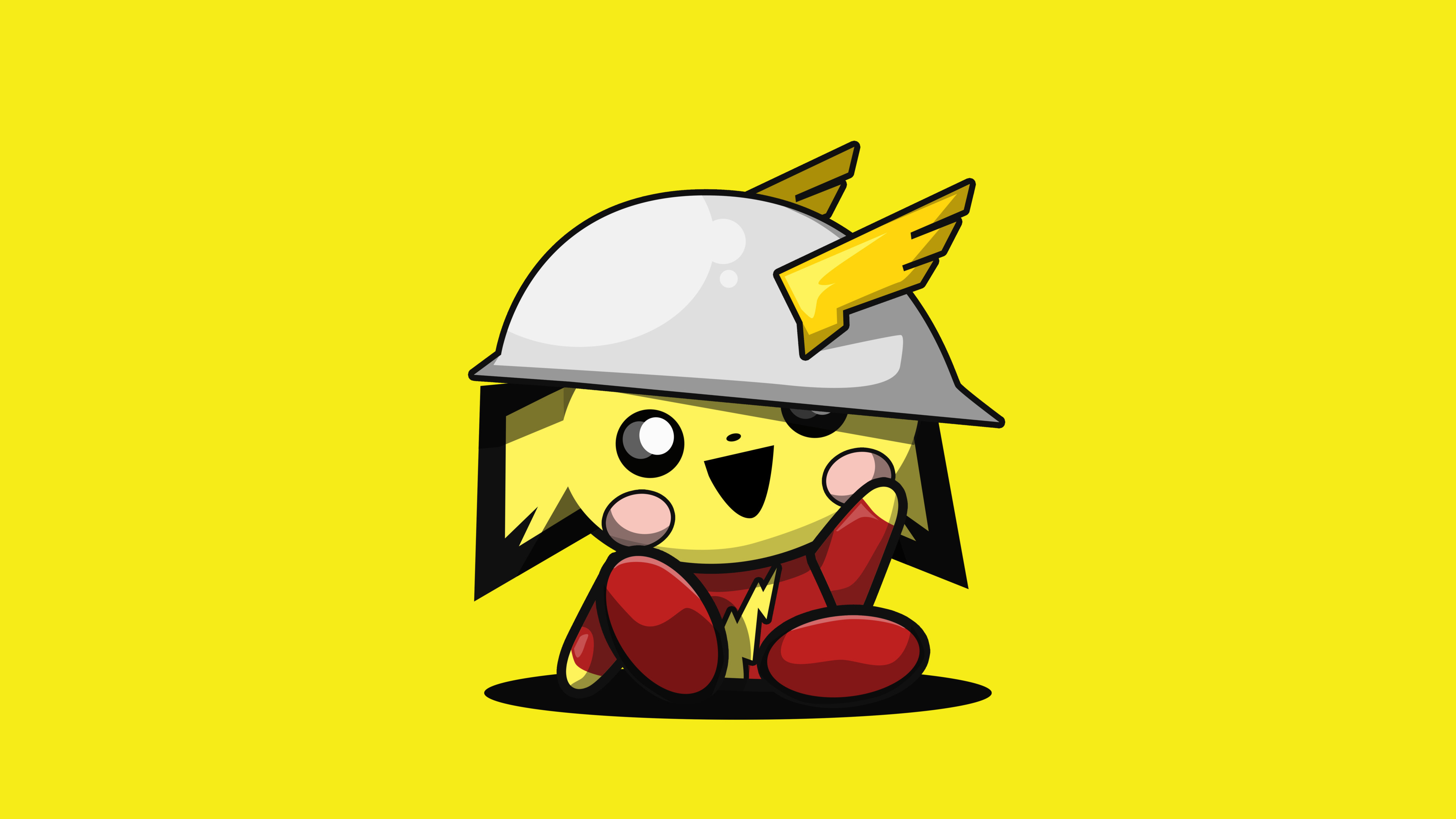 Pichu pokemon обои скачать