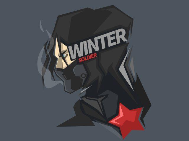 Зимний солдат минимальные произведения искусства