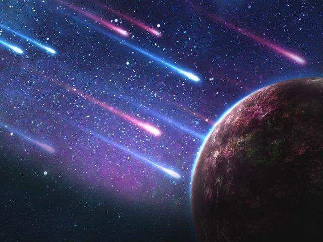 Космические метеориты