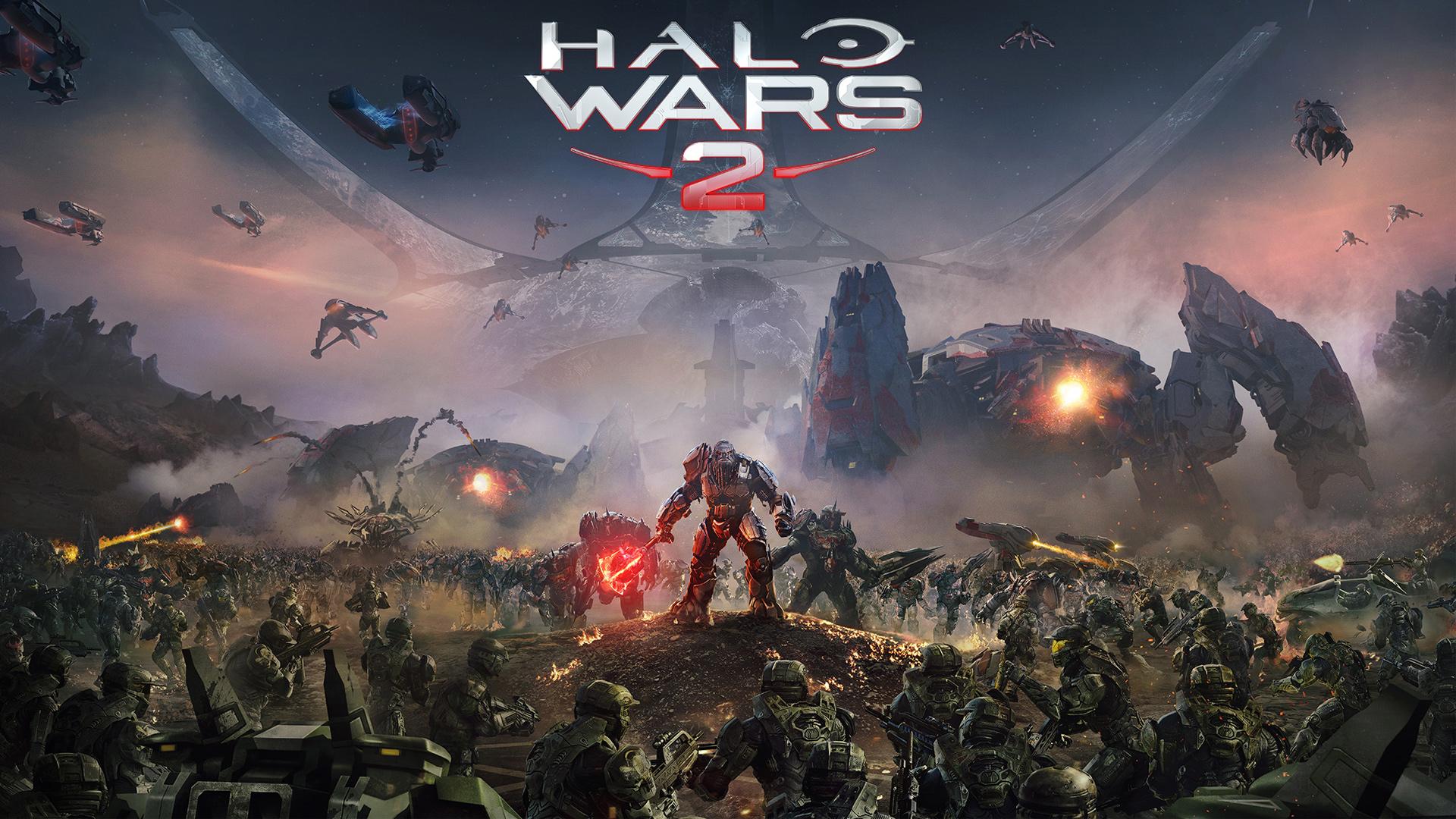 Halo Wars 2 обои скачать