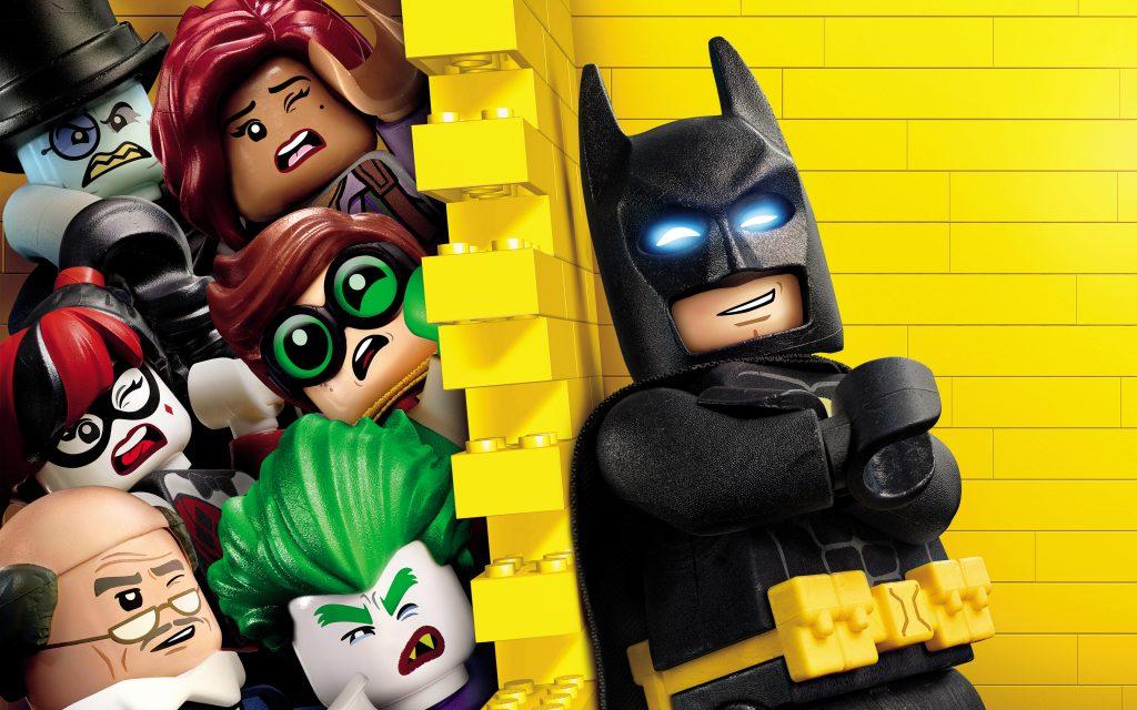 Лего Бэтмен 4к. обои скачать