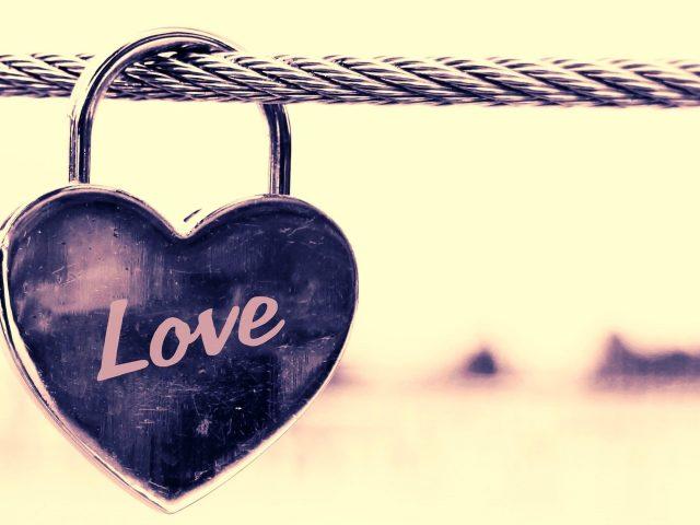 Любовь сердце замок