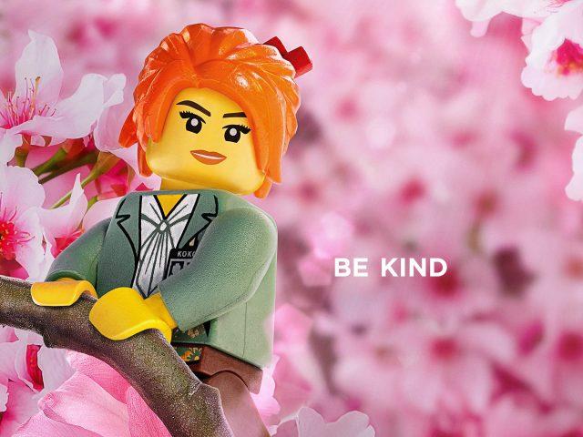 Мисако будьте добры Лего ниндзяго