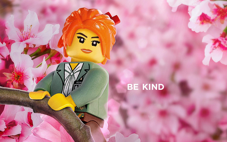 Мисако будьте добры Лего ниндзяго обои скачать