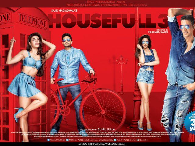 Housefull 3 болливуд.