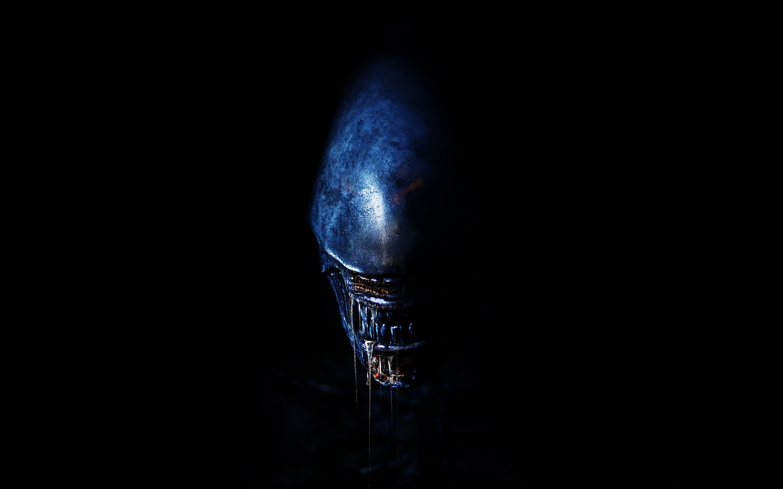 Alien covenant 4k 8k. обои скачать