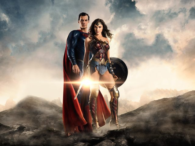 Супермен чудо женщина Лига справедливости