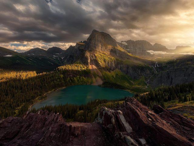 Альпы и горы в мировой природе