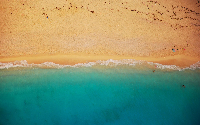 Пляж удовольствие. обои скачать