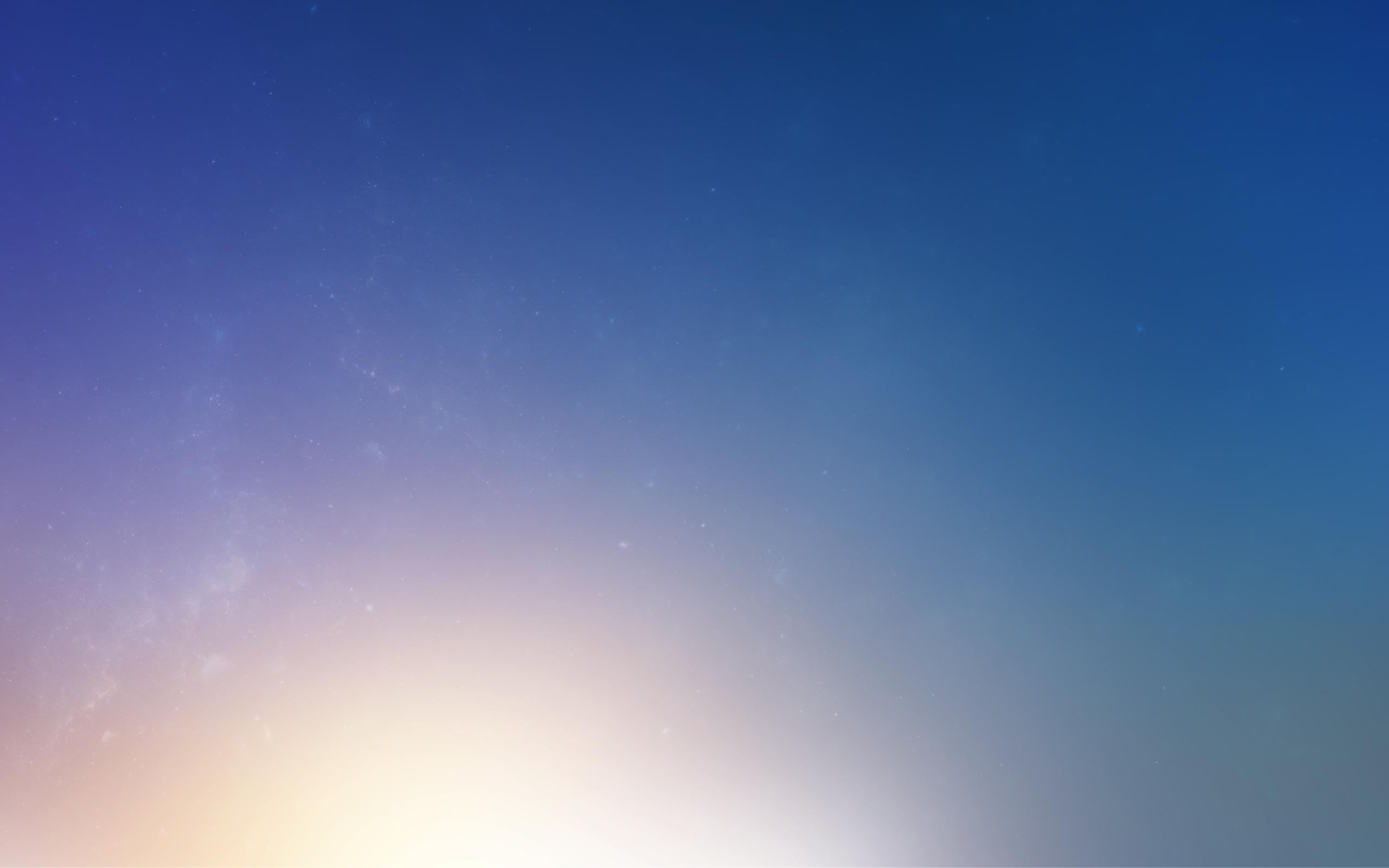 Небо светятся минимальный. обои скачать