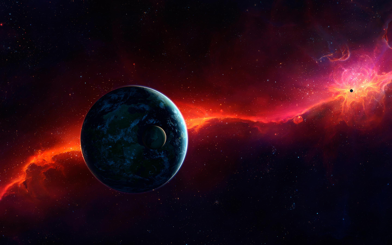 Космос планеты. обои скачать