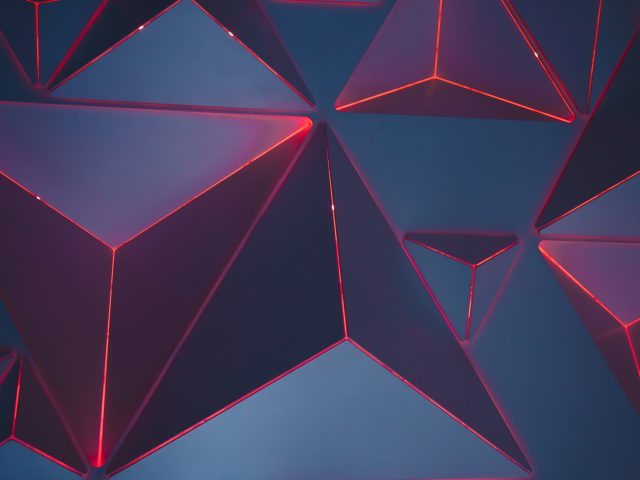 3D треугольников