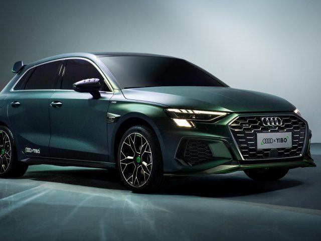 Audi a3 sportback 35 tfsi S line yibo 2020 1 автомобили