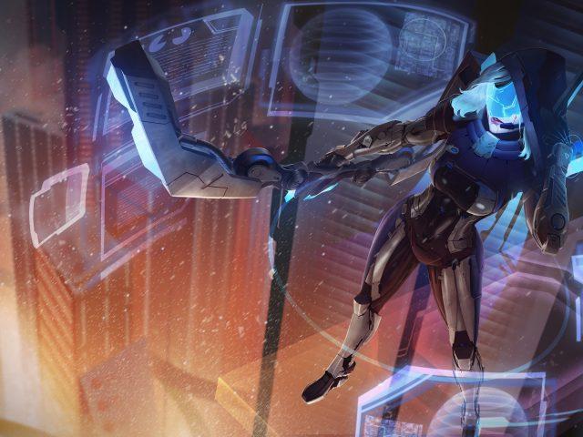 Будущая Лига легенд аше