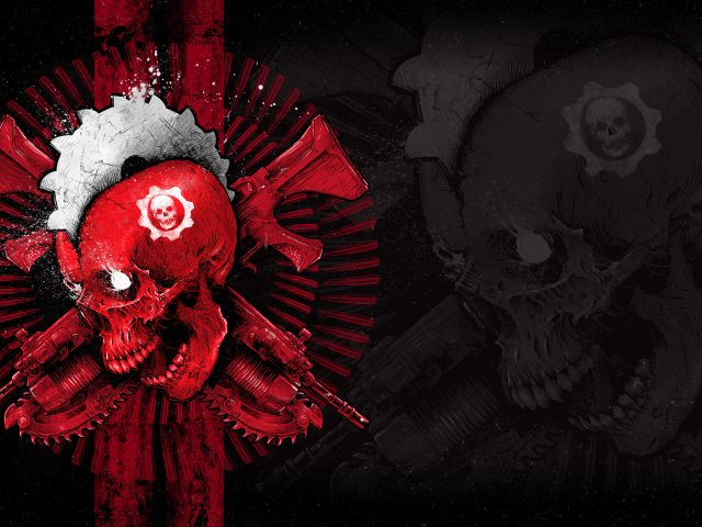 Gears войны 4 godmachine