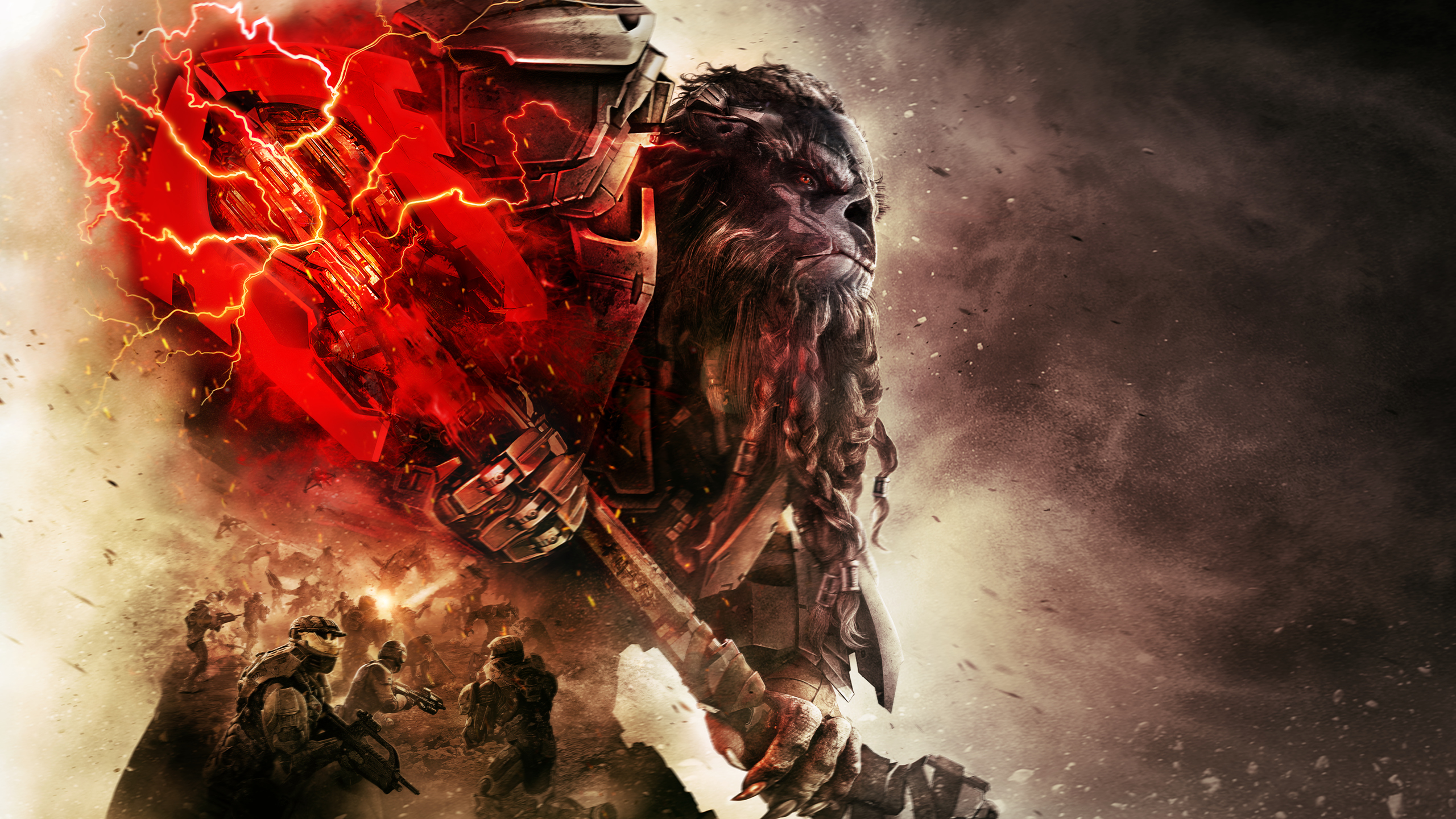 Halo Wars 2 Xbox One обои скачать