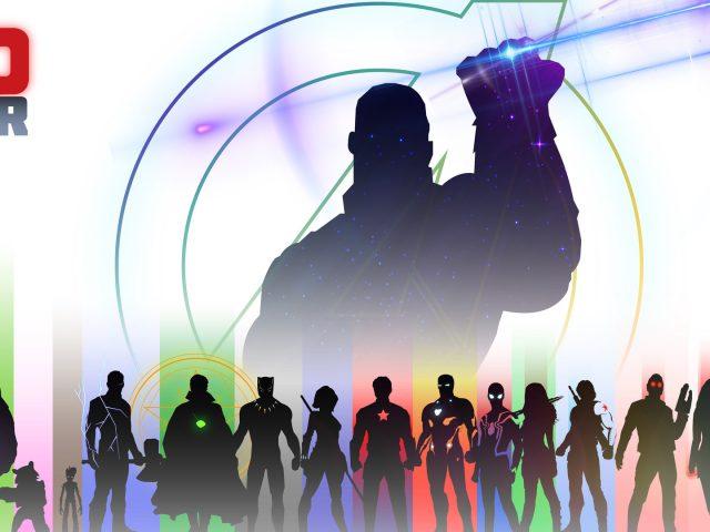 Avengers infinity War фан-арт