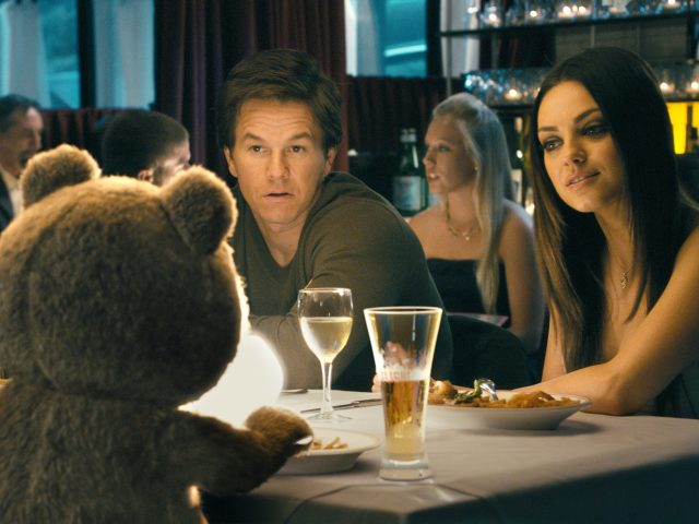 Третий лишний,  Ted,  Марк Уолберг,  Mark Wahlberg