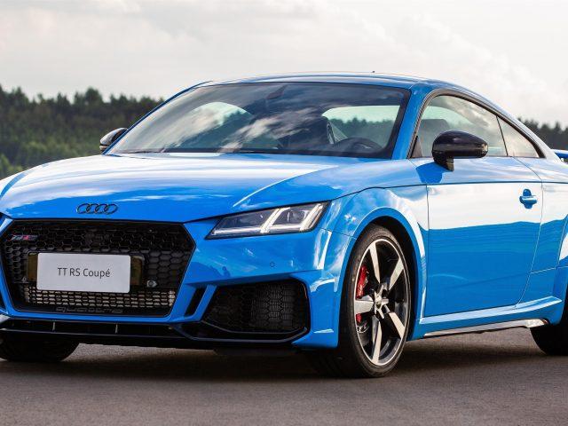 Audi tt rs coupe 2021 автомобили