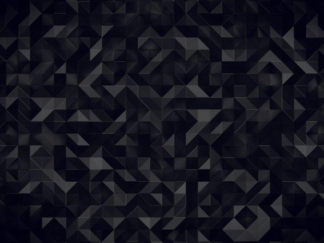 Черный треугольник