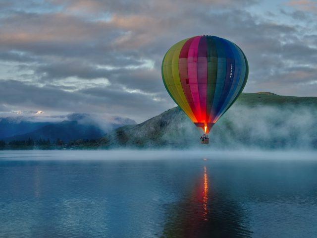 Тур на воздушном шаре