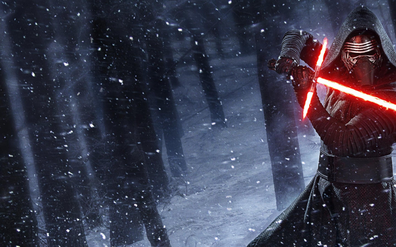Кайло-kylo РЕН Звездные войны световой меч. обои скачать
