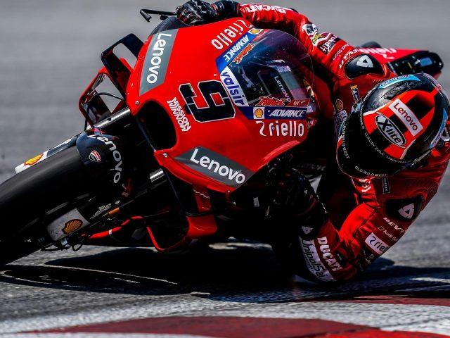 Ducati corse Данило Петруччи motogp