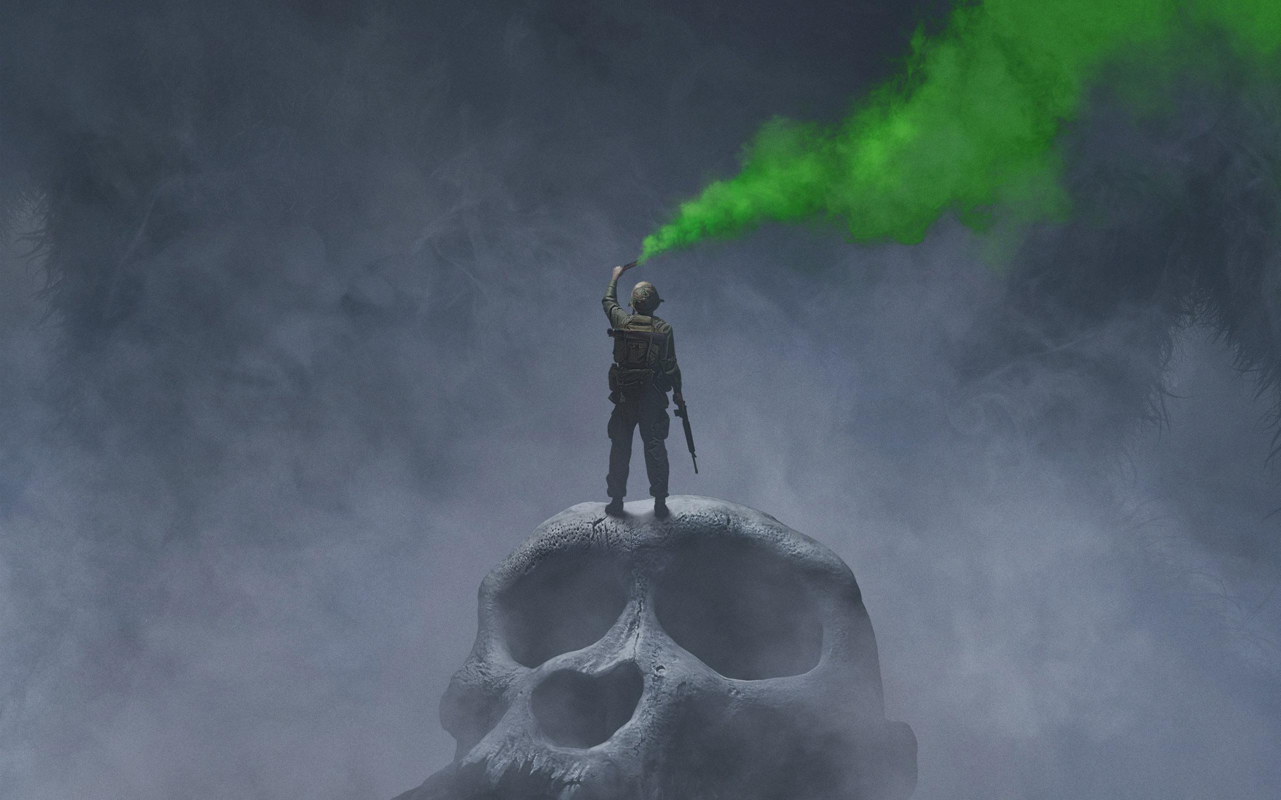 Kong Skull Island обои скачать
